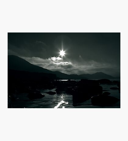 Eight Pointed Star  Photographic Print
