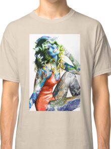 """Title: """"Proud Of What I Have"""", Pop Culture Sex Symbol Inspired, Earth Girl Classic T-Shirt"""