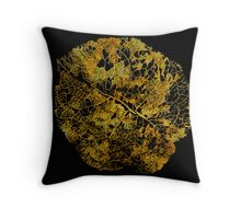 Disappearing Act Throw Pillow