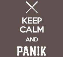 KCP - Keep Calm and Panik Kids Clothes