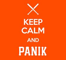 KCP - Keep Calm and Panik Unisex T-Shirt