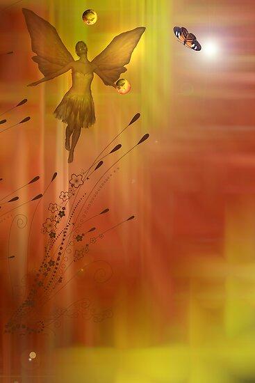 Fairy Magic III by Kimberly Palmer