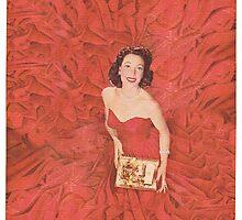 Girl in Red by mrsaraneae