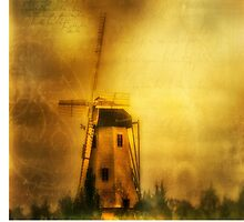 The windmill by Imagevixens