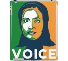 VOICE by Tai's Tees iPad Case/Skin