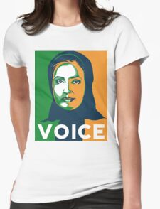 VOICE by Tai's Tees Womens Fitted T-Shirt