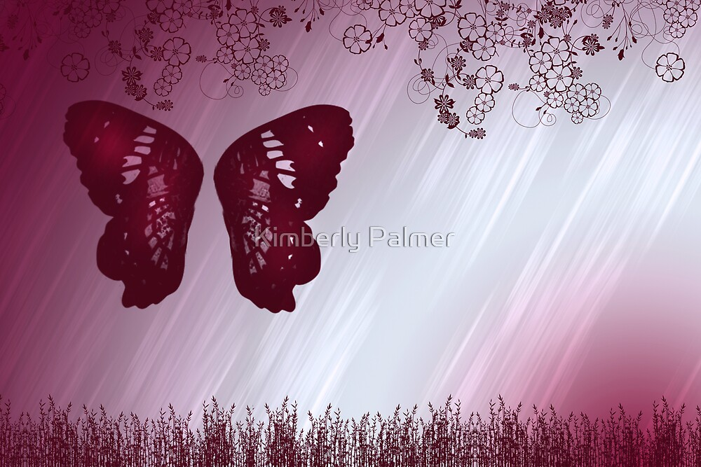 Butterfly Wings by Kimberly Palmer