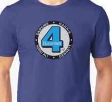 Four Horsemen Fantastic Remix by Tai's Tees Unisex T-Shirt