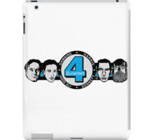 Four Horsemen Remix by Tai's Tees iPad Case/Skin
