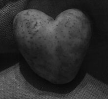 I LOVE SPUDS! by GETZ