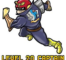 Captain Falcon by WarpZoneGraphic