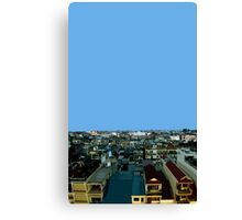 pnom penh view Canvas Print