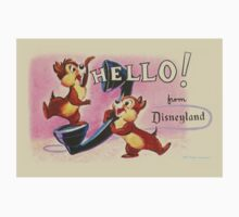 Hello Chip 'n' Dale Kids Clothes