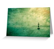 The Buoy Greeting Card