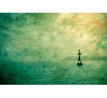 The Buoy Photographic Print