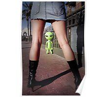 For Alien Eyes Only Poster