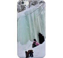 Ice Cave II iPhone Case/Skin