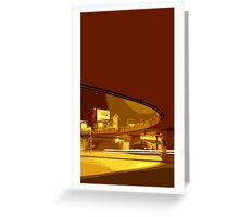 underbridge hanoi Greeting Card