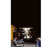 phnom penh alley Photographic Print