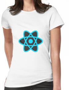 React js  mugs, Stickers and Phone Cases Womens Fitted T-Shirt