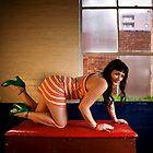 Jo in 'Retro' by Lisa Defazio
