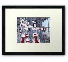 Archers Framed Print