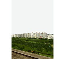korean landscape Photographic Print