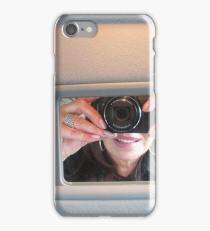 UN SALUTO AI MIEI AMICI DI  REDBUBBLE.....lol ! iPhone Case/Skin