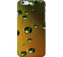 Meteorites flying in space surrealist futuristic science fiction sci-fi artistic square color analog 35mm film photo iPhone Case/Skin