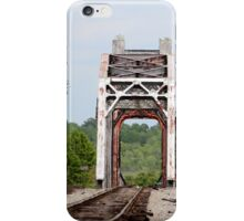 Old Railroad Bridge iPhone Case/Skin