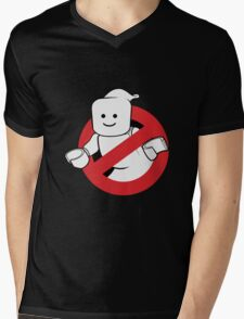 Lego Ghostbusters Mens V-Neck T-Shirt