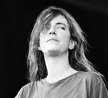 Patti Smith by docophoto