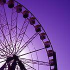 Ferris Wheel - Melbourne September 2008 by straylight