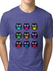 bird tee Tri-blend T-Shirt