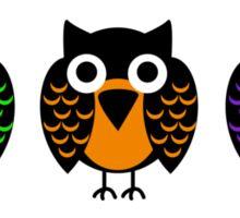 bird tee Sticker