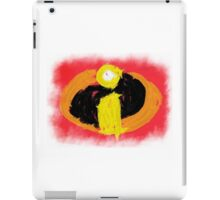 Incredibles logo (urban) iPad Case/Skin