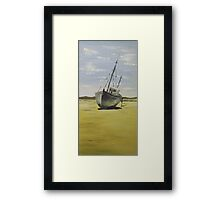 Beached in Bunbeg Framed Print