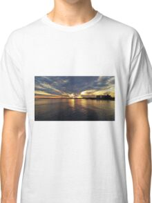 Sunset Reflections  Classic T-Shirt