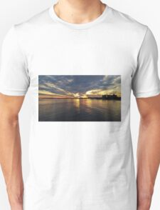 Sunset Reflections  Unisex T-Shirt