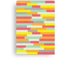 Stripy Stripes Canvas Print