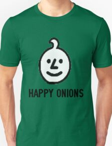 Happy Onions Unisex T-Shirt