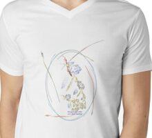 Midsummer Mens V-Neck T-Shirt
