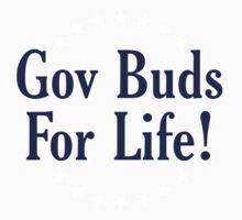 Gov Buds For Life! Kids Clothes