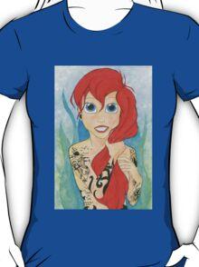 Tattooed Ariel  T-Shirt