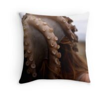 in the morning things will look different Throw Pillow