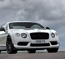 The stunning new Bentley Continental GT3 R by M-Pics
