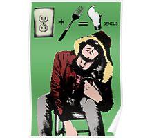 define genius Poster