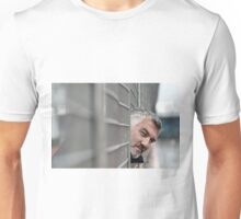 Paul Hollywood testing with Aston Martin Unisex T-Shirt
