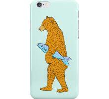 Daily Salmon  iPhone Case/Skin