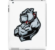 Gangsta Dog iPad Case/Skin